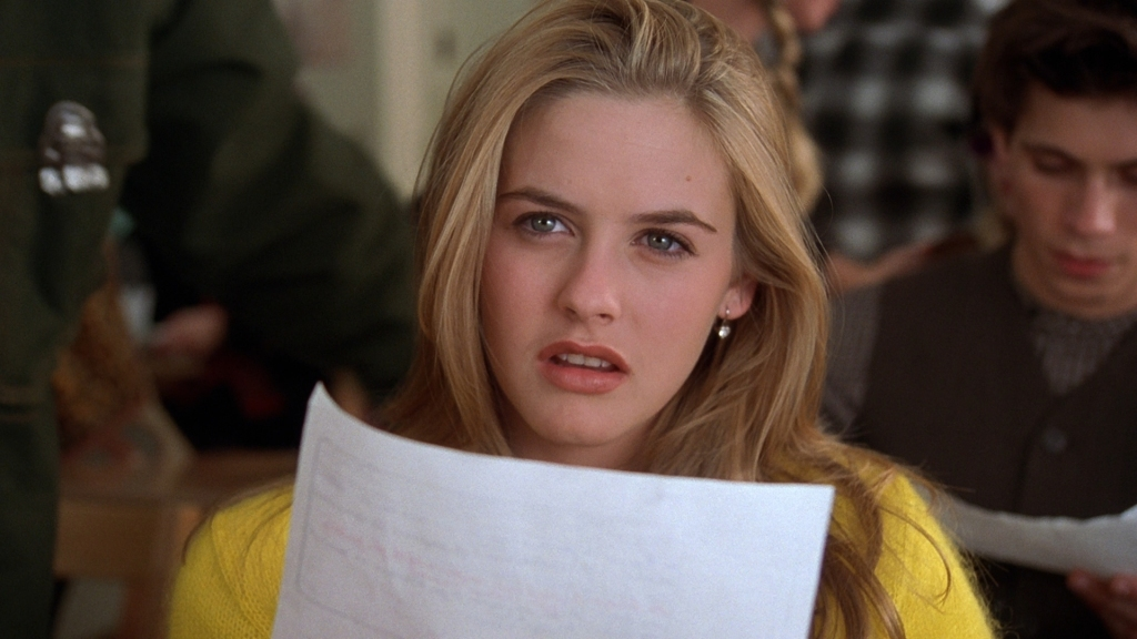 """""""Clueless"""", Paramount Pictures"""