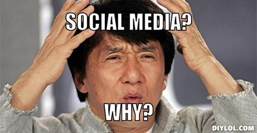 but why meme generator social media why 1a8b62 what i'll never reveal on social media hs insider
