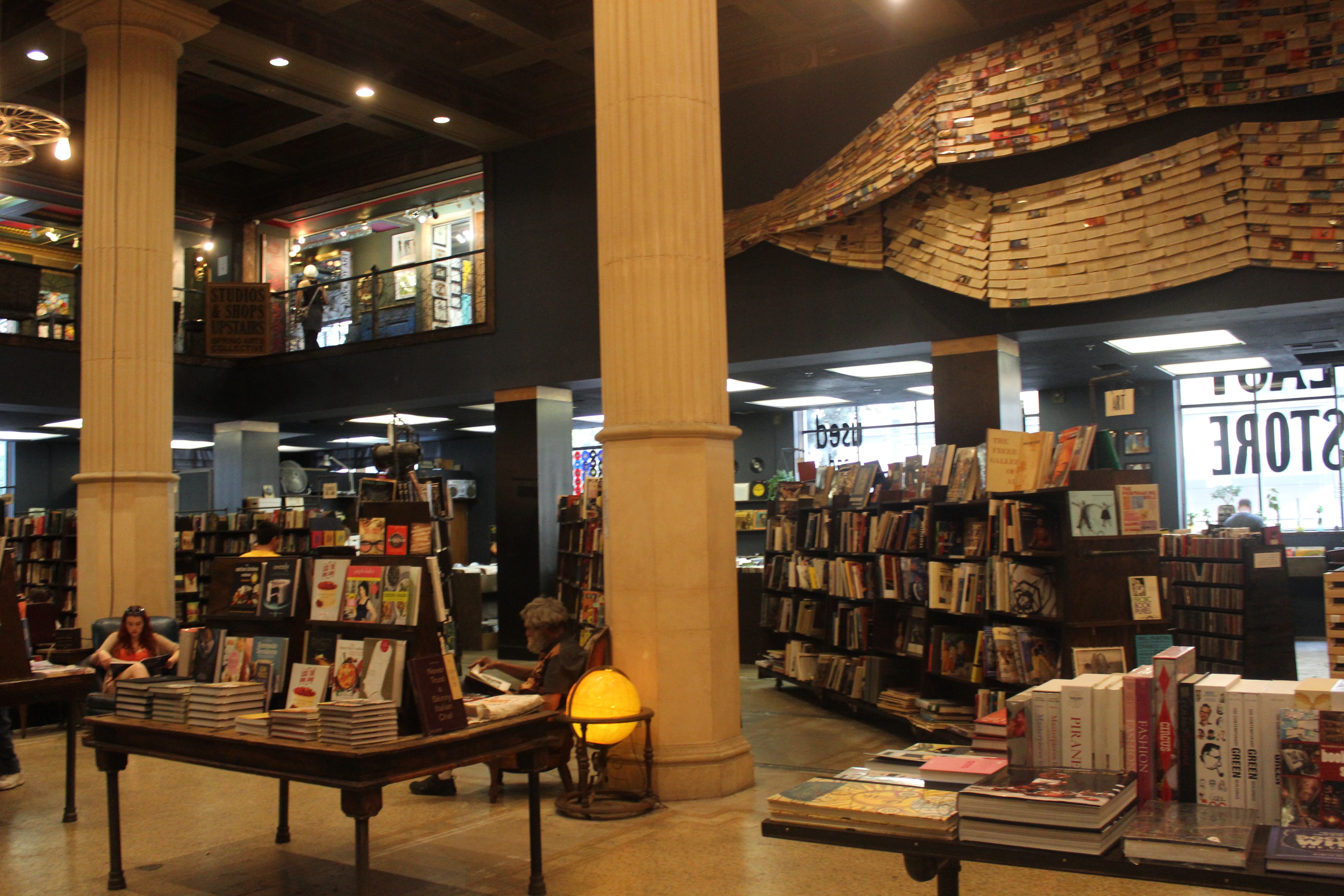 bookstore last angeles los books architecture downtown offers than bank pearl located hides atmosphere rich spring st