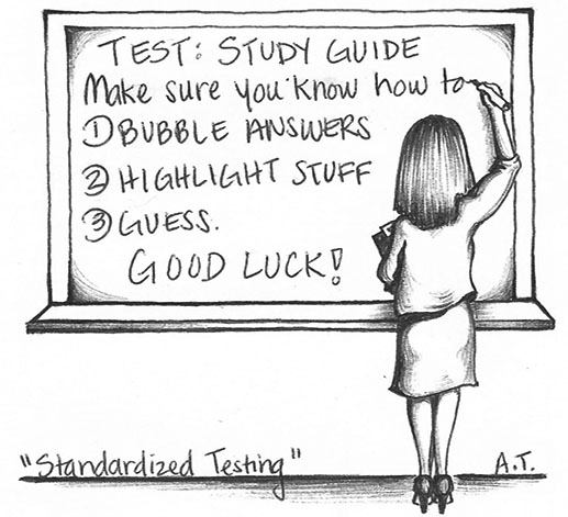 tips1 Seven tips to dominate your next test