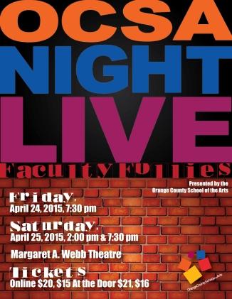 ocsa night live
