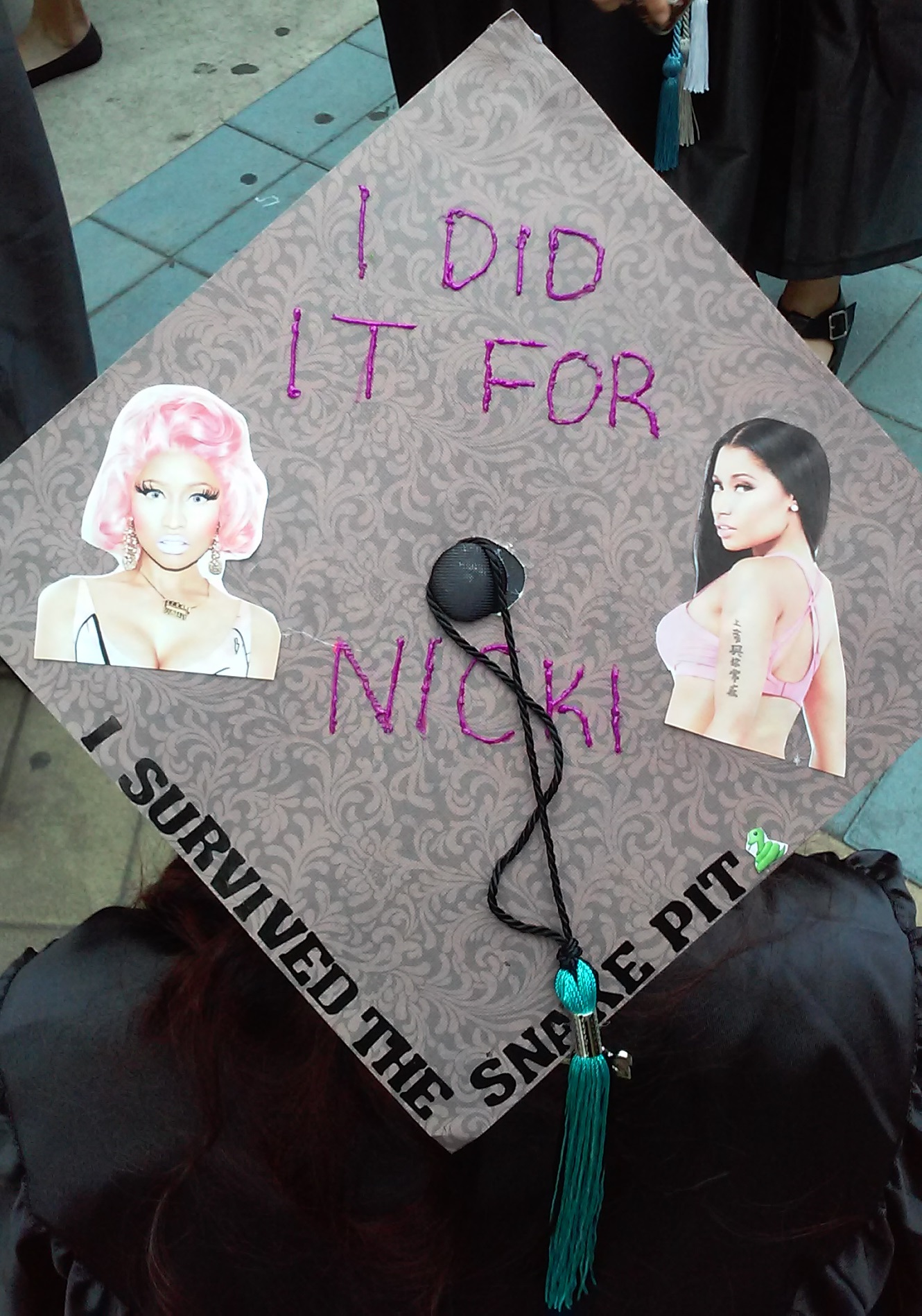Creative grad caps of 2015 – HS Insider