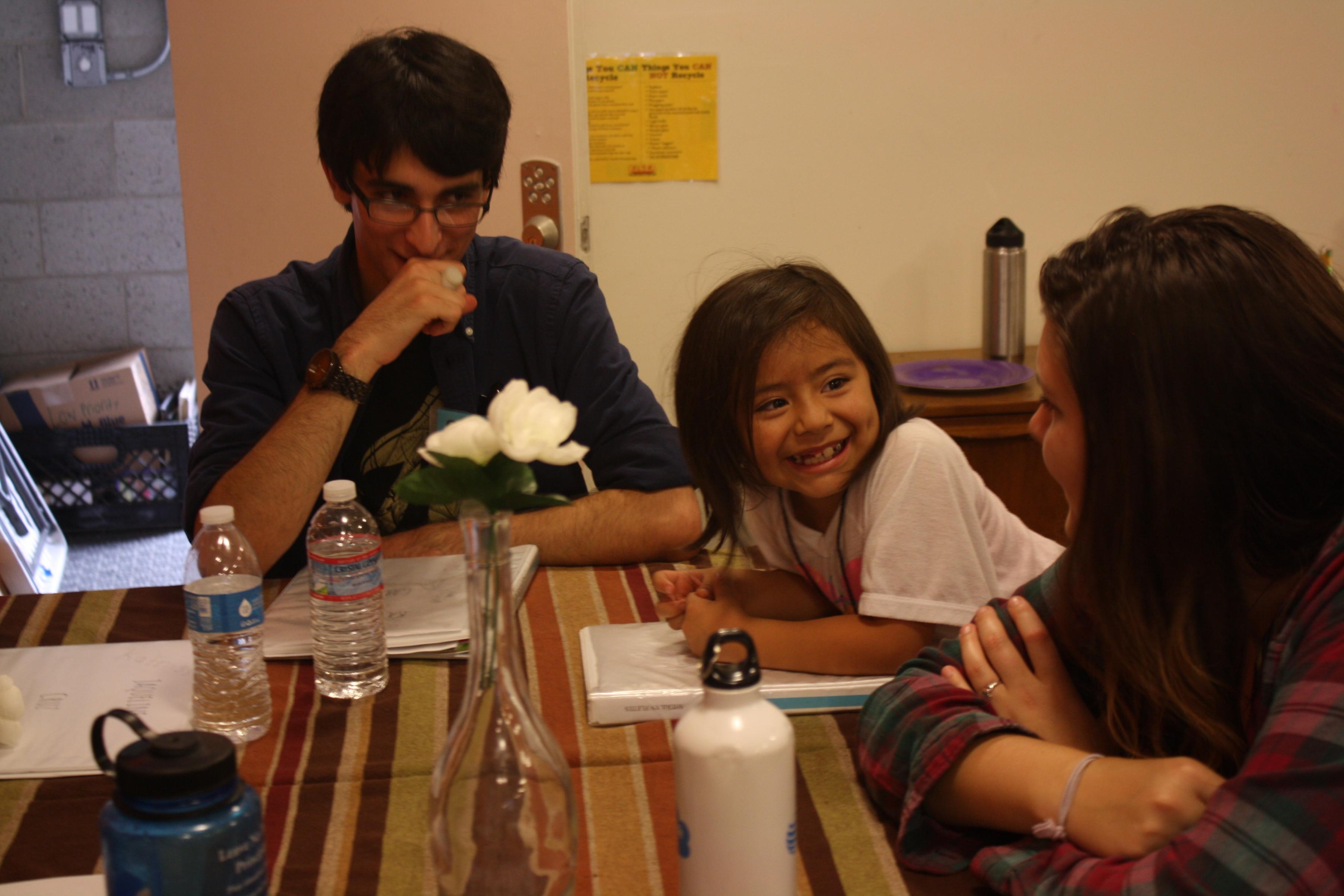 19535185805 dcffb38953 o The Power of Words  Kids Closing Café 826LA