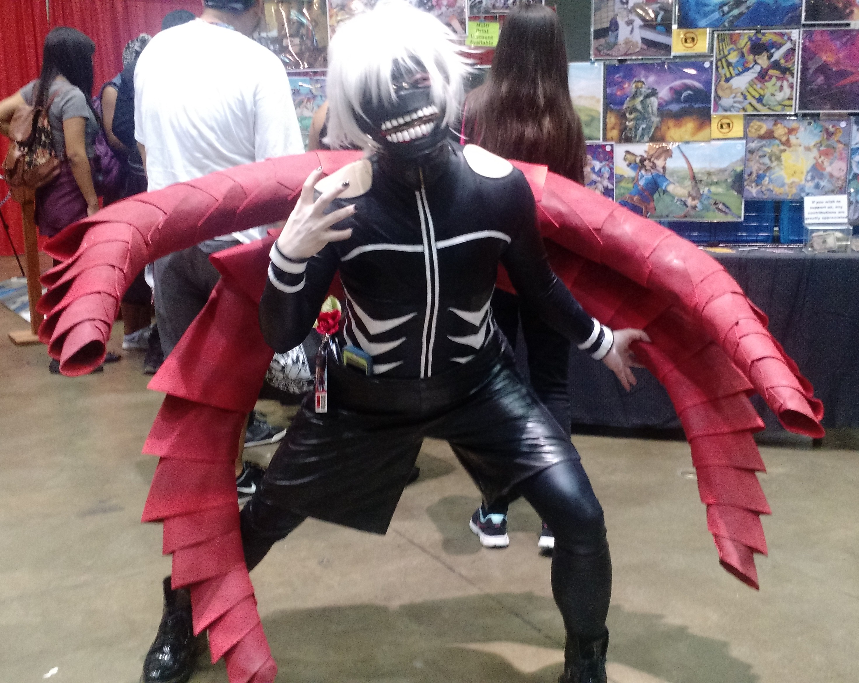 A Recap Of The 24th Annual Anime Expo At Los Angeles Convention Center HS Insider