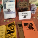 Suicidal Goldfish zine // http://on.fb.me/1HNlAuZ
