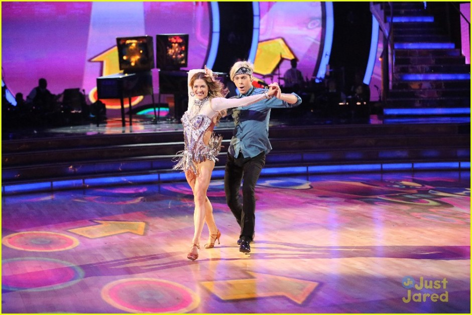 riker lynch allison holker samba dwts 04 Allison Holker spills details on Dancing With the Stars