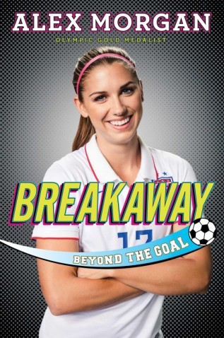 alexmorgan 596x900 Soccer star tells life story in new book