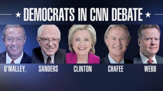 DemocraticDebate