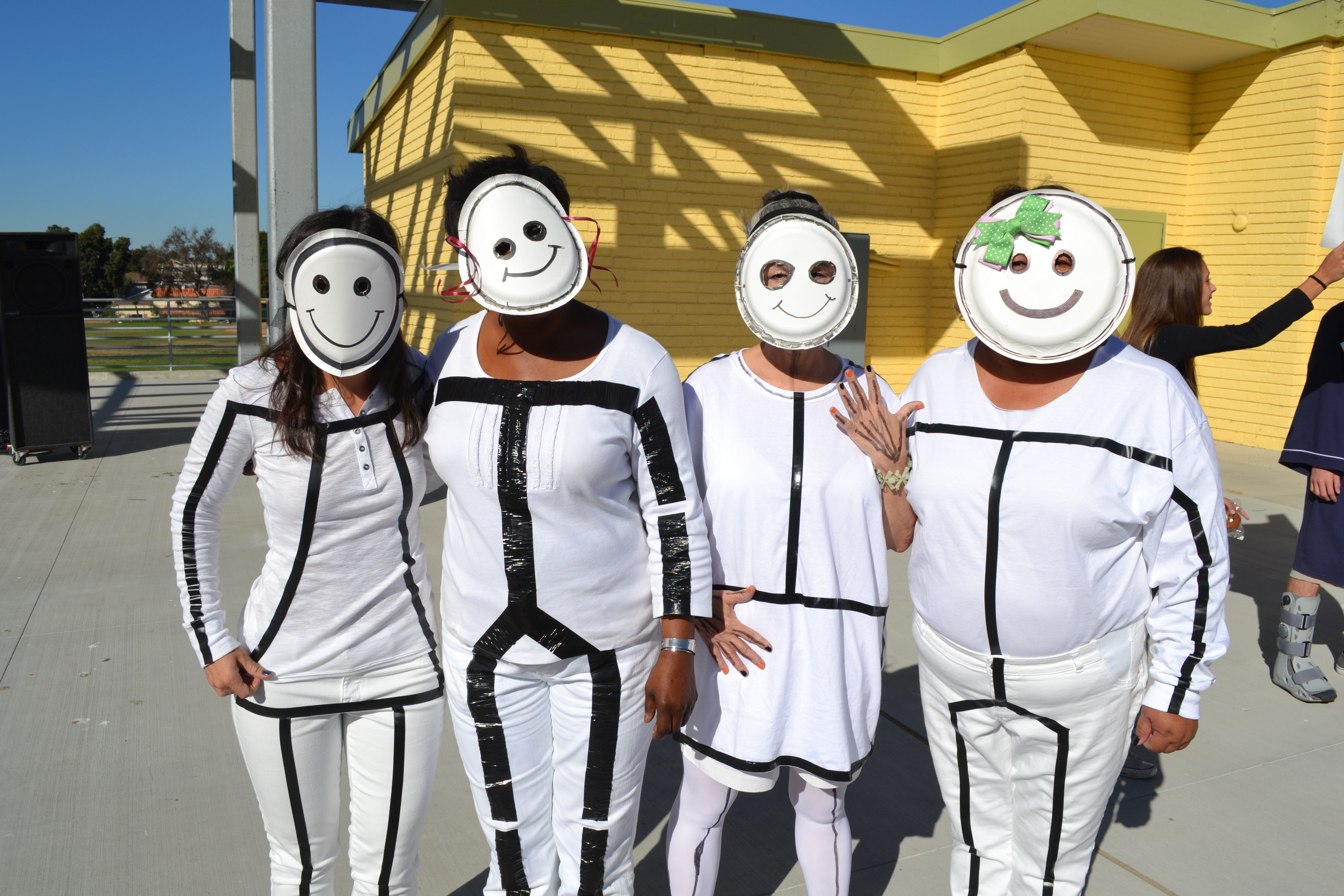 mira costa students and staff get in the halloween spirit – hs insider