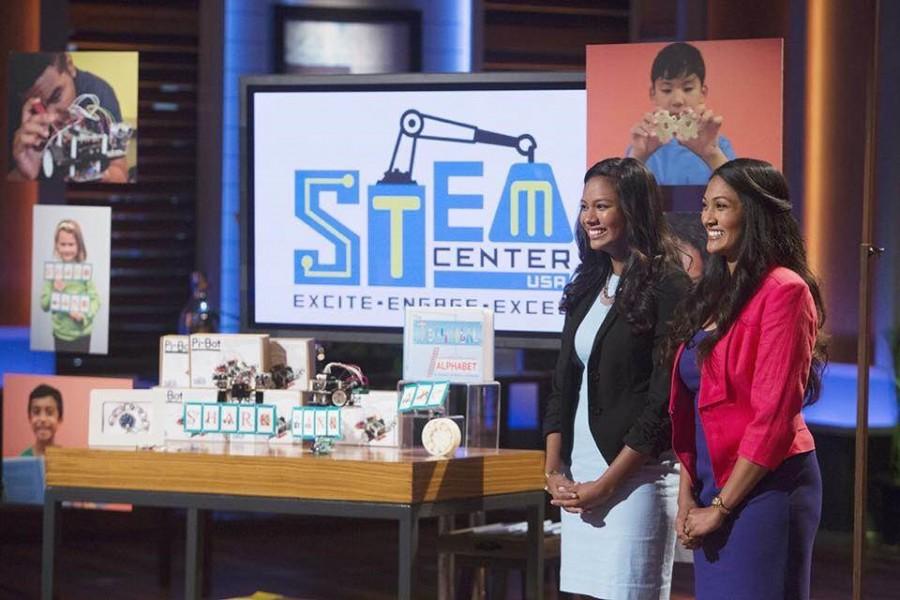 "Sisters Lavanya and Melissa Jawaharlal appeared on ""Shark Tank"" on Oct. 30."