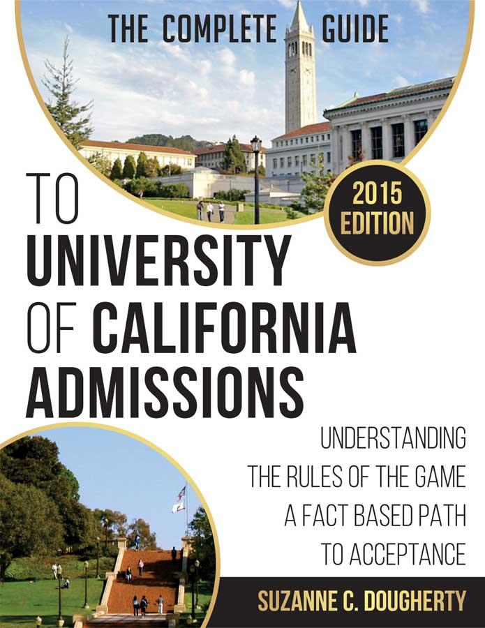 Uc admission essays