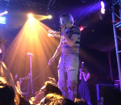 Cole Becker at the Troubadour