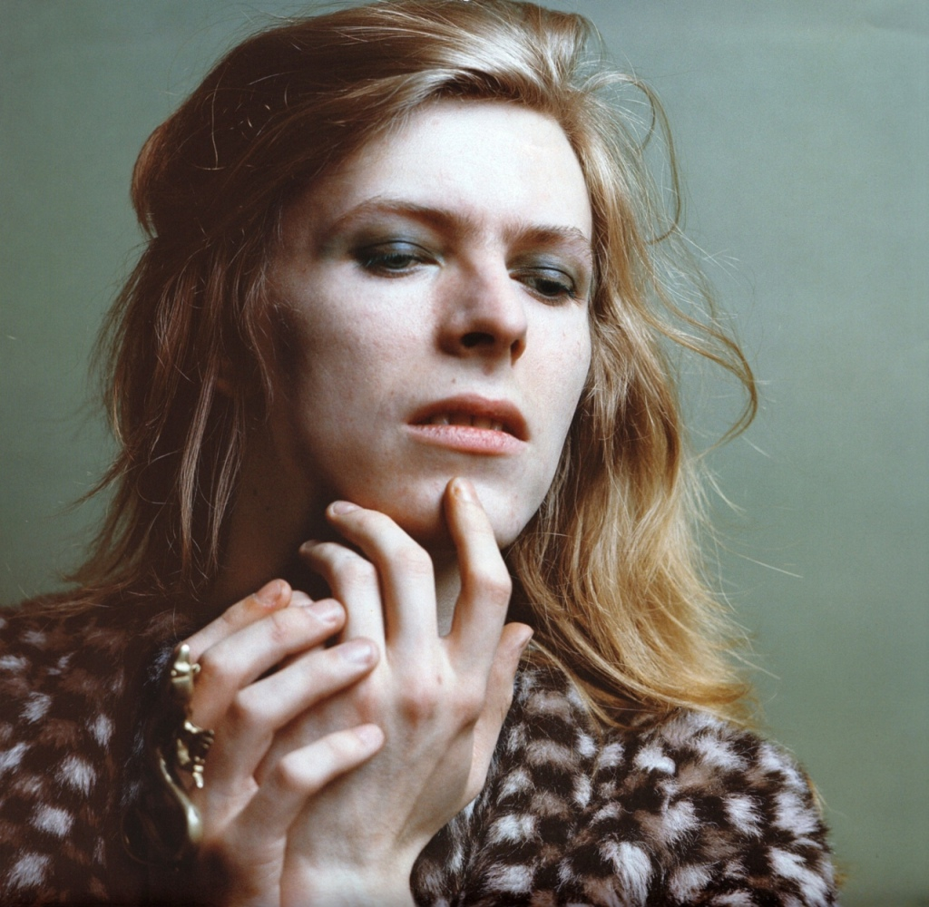 From Hunky Dory photoshoot