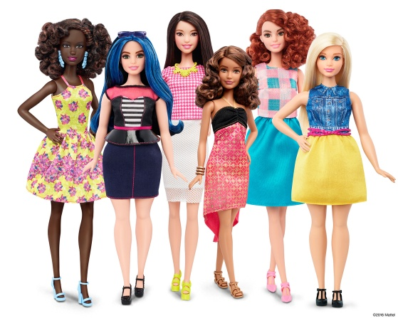 barbie 2016fashion 2661746a Opinion: Barbie's makeover misses the mark