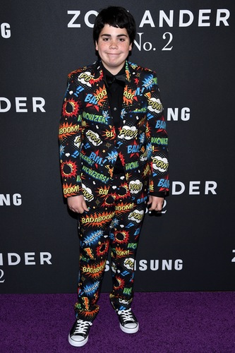 cyrus arnold zoolander 2 Zoolander 2 Interview: Cyrus Arnold on meeting Ben Stiller & improvising with Will Ferrell