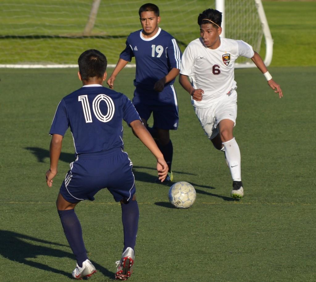 High School Trabuco Hills Soccer