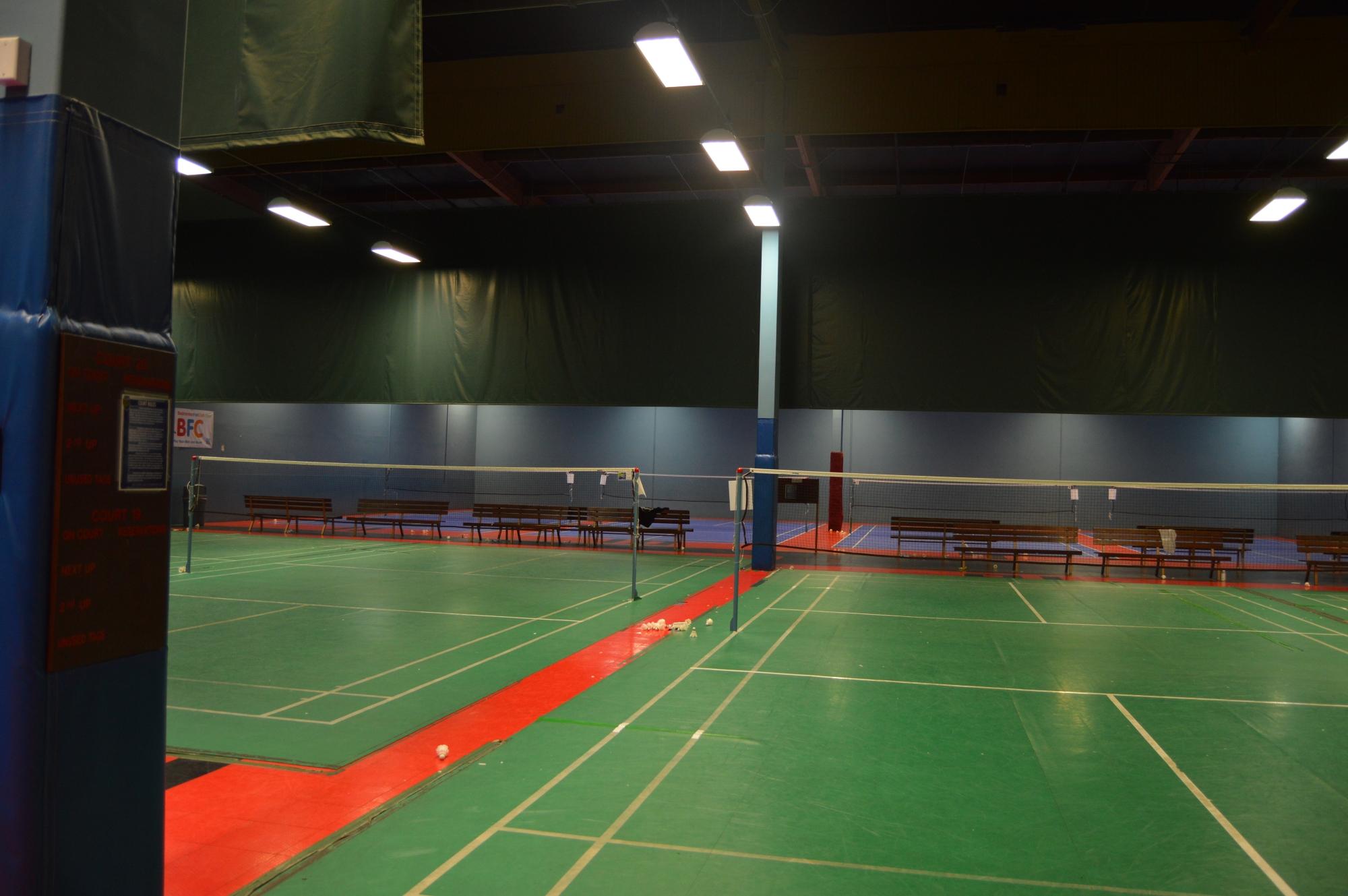 San Gabriel Valley Badminton Club #2