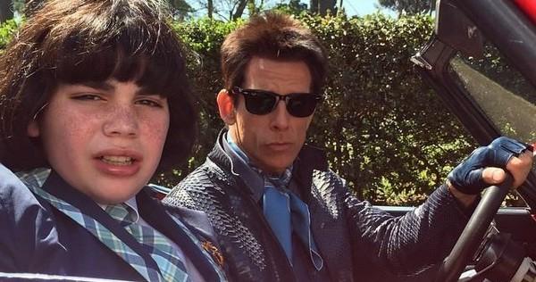 nem2hdhgeccqpn 1 b Zoolander 2 Interview: Cyrus Arnold on meeting Ben Stiller & improvising with Will Ferrell