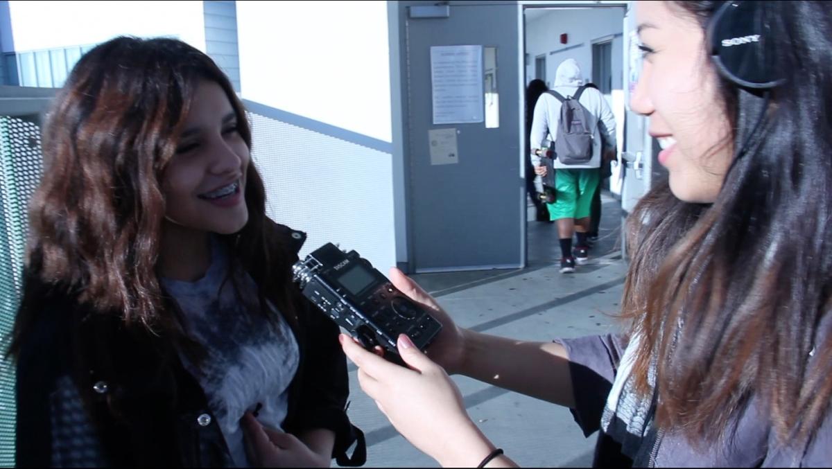 Jackie Flores interviews Laura Martinez