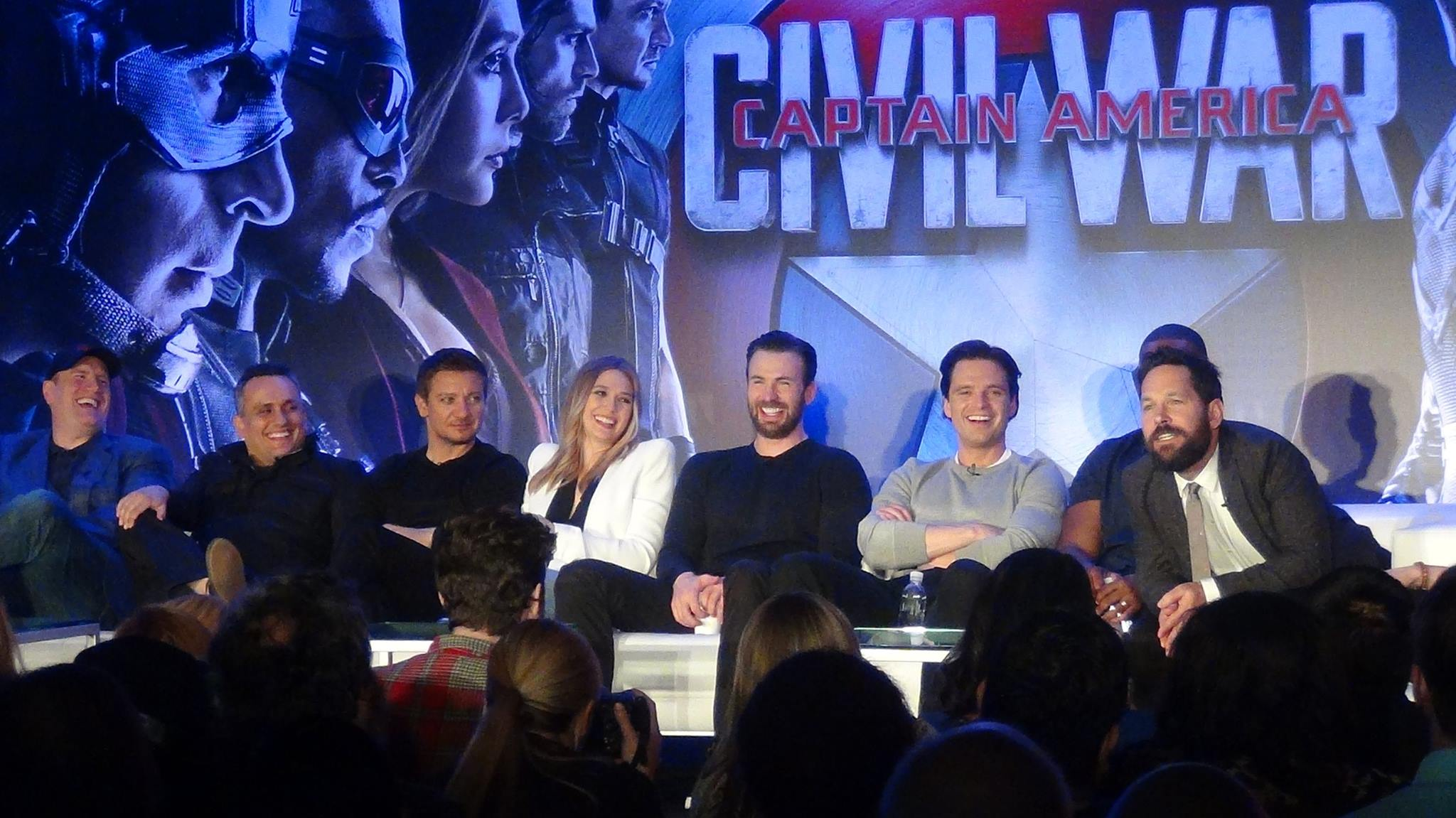 12976724 988910844526309 8904924770523947096 o 1 Six best moments of #TeamCap Civil War press conference: Smack talking Team Iron Man, Stucky, and more