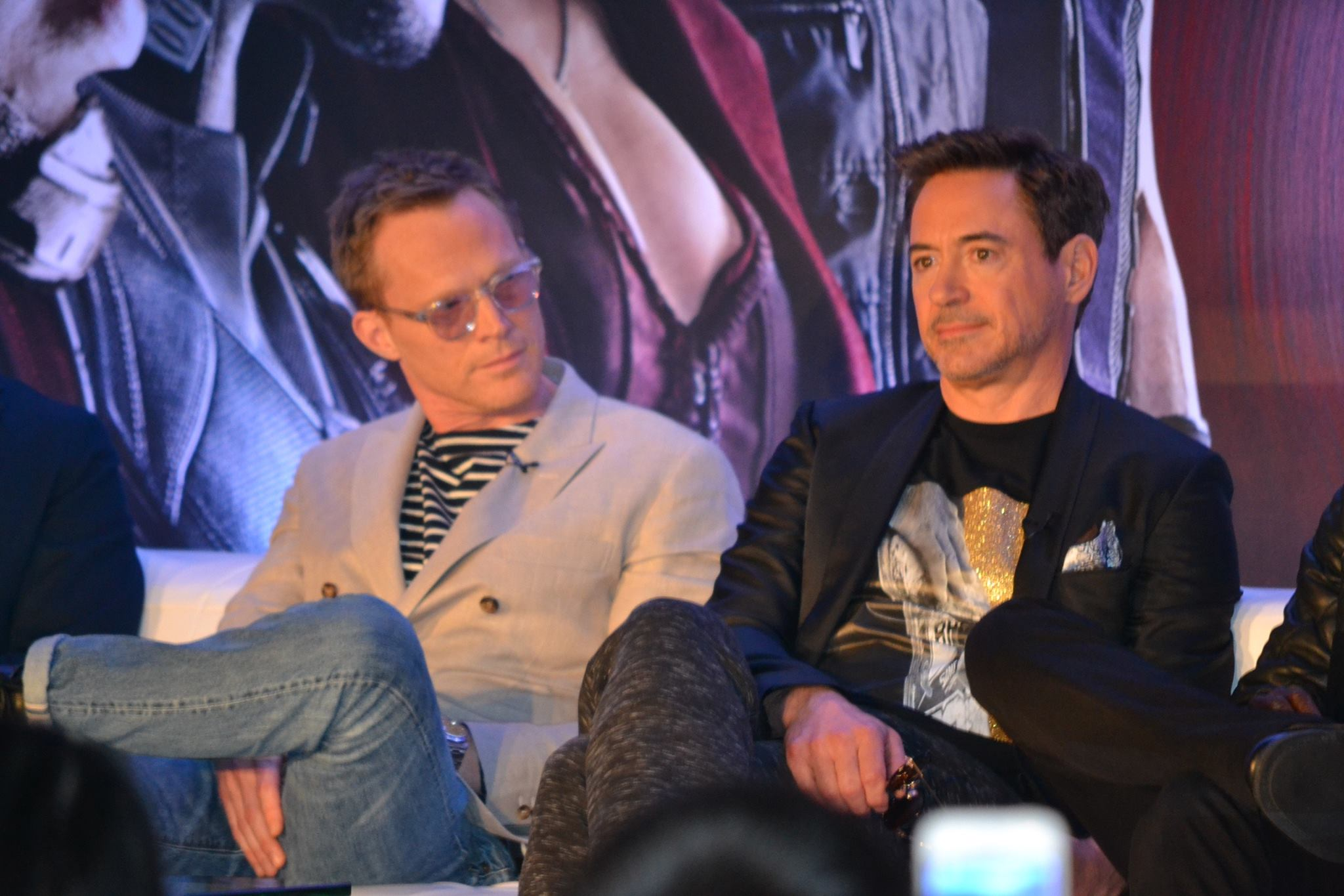 12976773 988487971235263 7475036090795528552 o Six best moments of #TeamCap Civil War press conference: Smack talking Team Iron Man, Stucky, and more