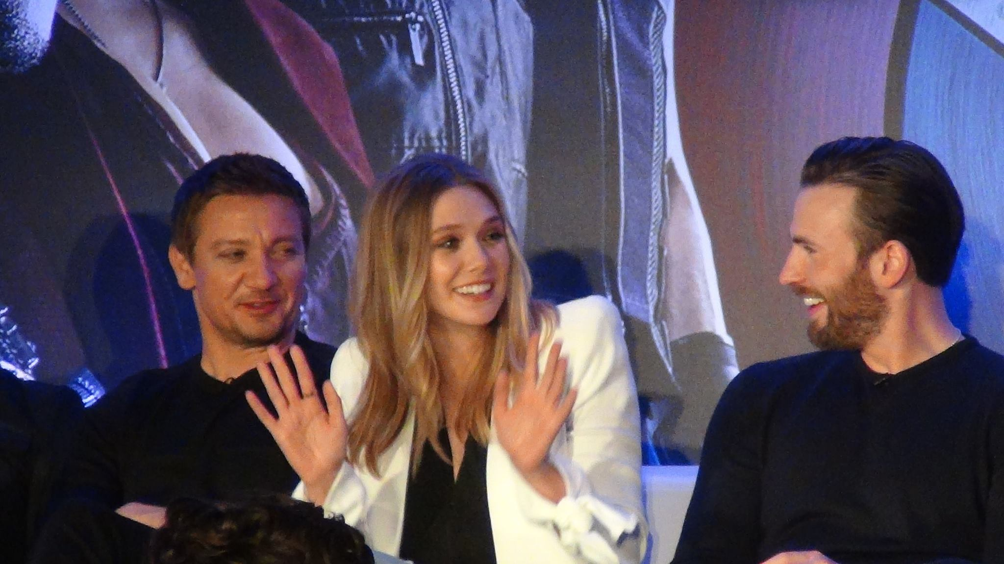 12977065 988910787859648 4111106185247449977 o Six best moments of #TeamCap Civil War press conference: Smack talking Team Iron Man, Stucky, and more