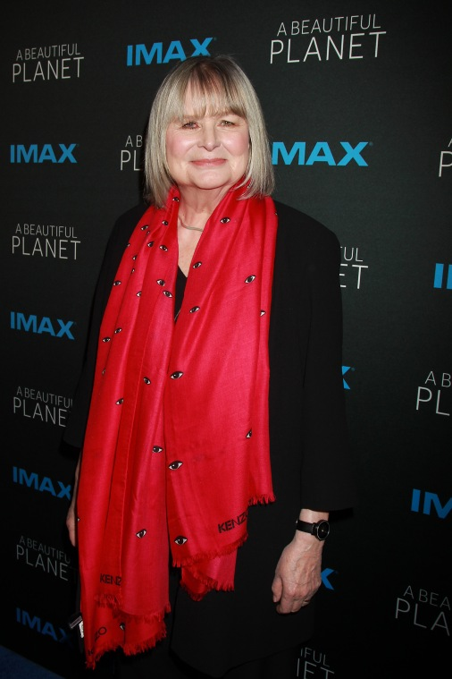 Writer/Director Toni Myers attends IMAX's 'A Beautiful Planet' New York premiere at AMC Loews Lincoln Square IMAX on April 16, 2016 in New York City. © 2016 IMAX Corporation. -Photo by: Dave Allocca/StarPix