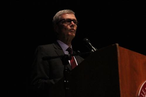 Dr. Viar, President of Glendale Community College.