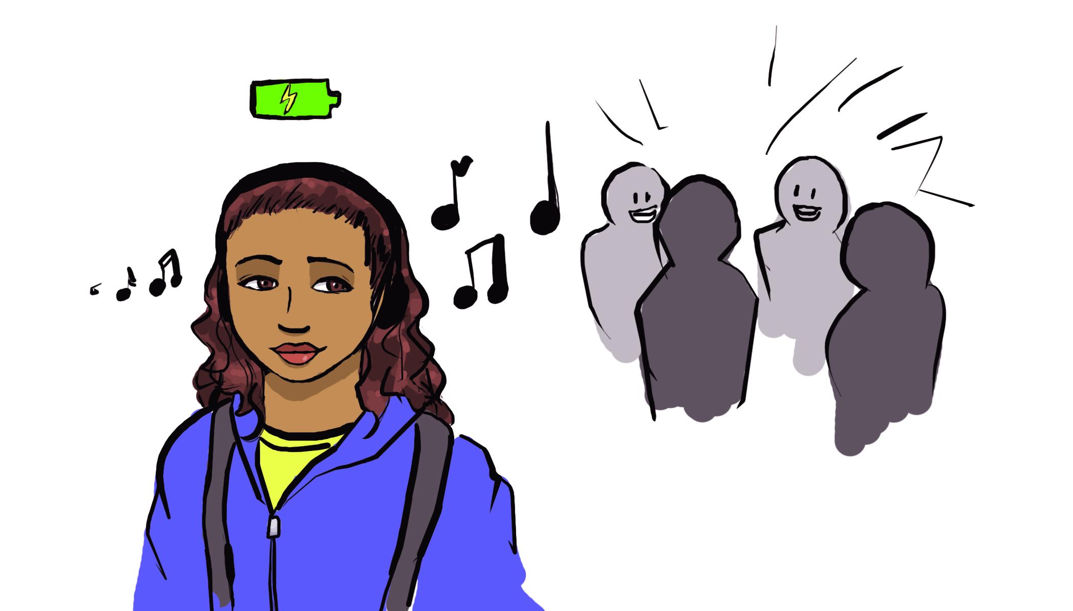 Image result for misunderstood person cartoon