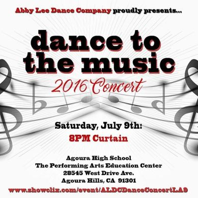 13557008 289037794774137 148102768 n Join the ALDC LA for their first annual dance recital, Dance to the Music!