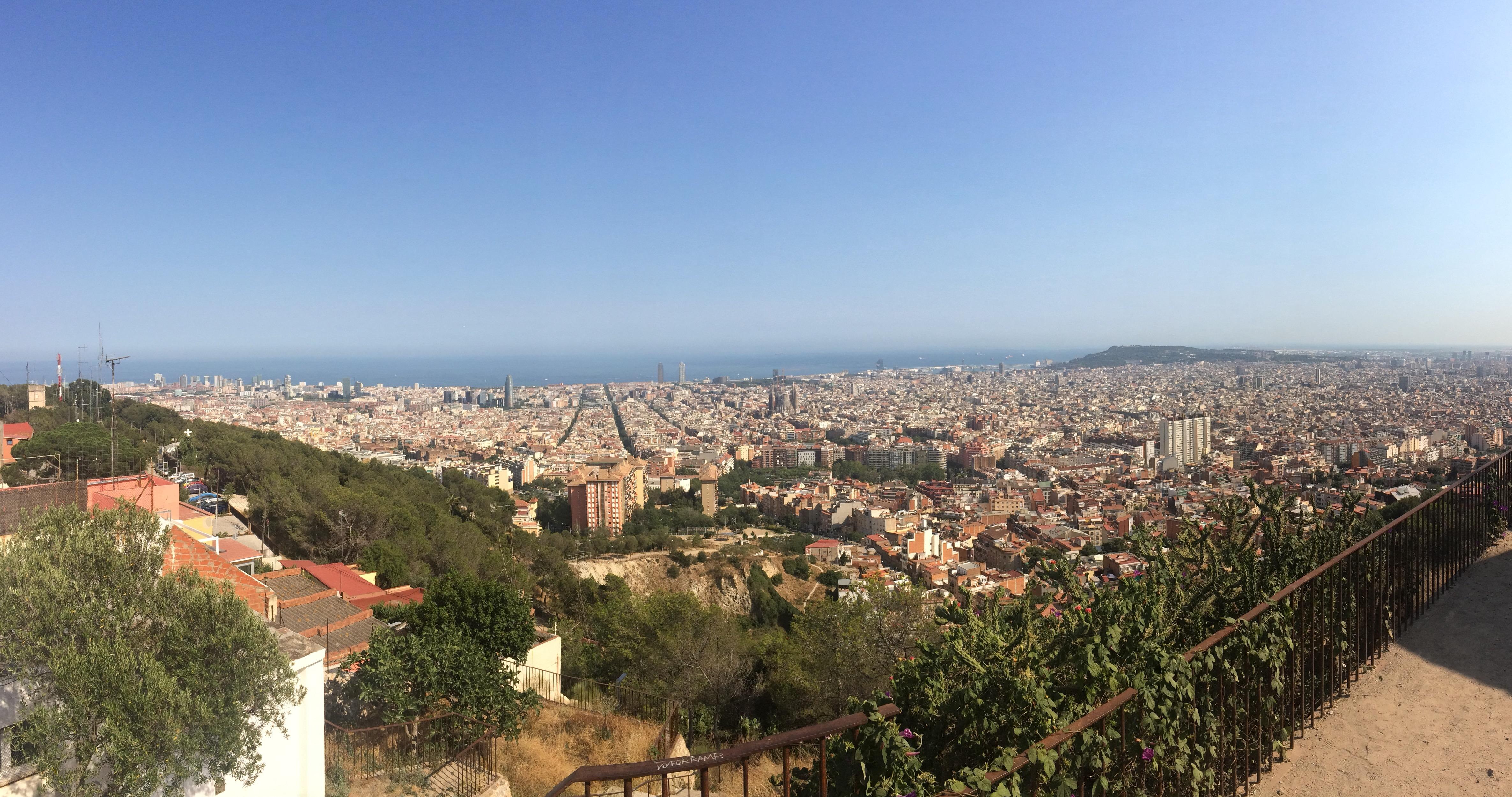 img 9776 Week one in Barça
