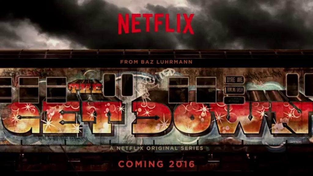The Get Down. Netflix