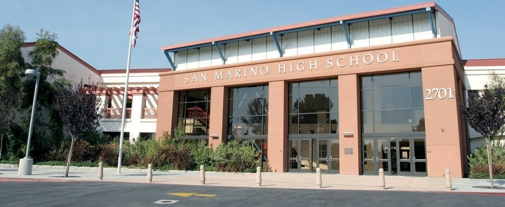 smhs campus The allure of San Gabriel Valley for Chinese immigrants