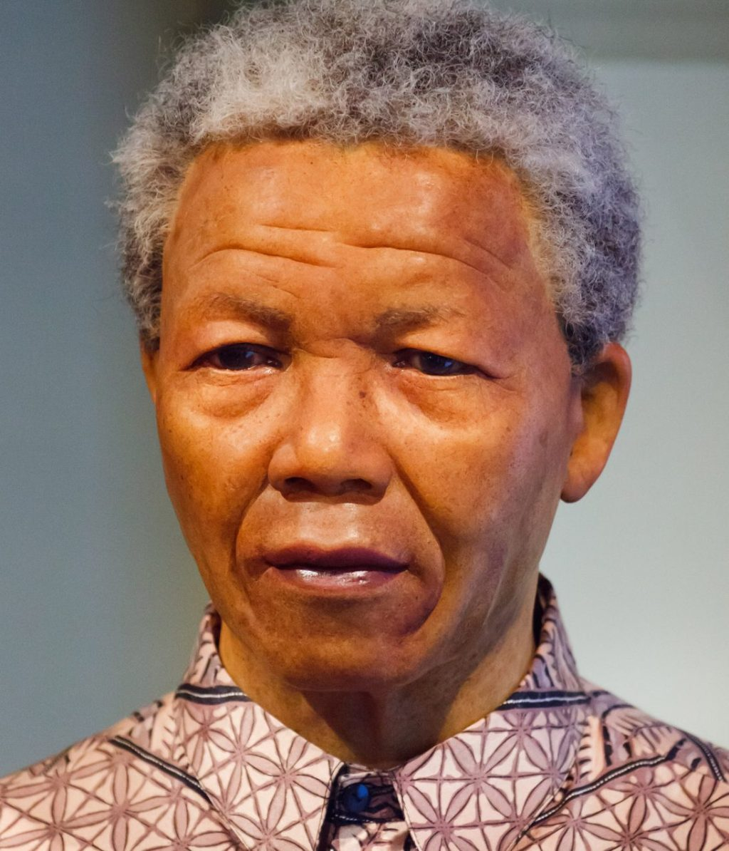 The Mandela Effect was first observed when many reportedly thought that Nelson Mandela died in the 1980s, but he would not die until 2013. Photo by Vera Kratochvil and labeled for reuse under the public domain.