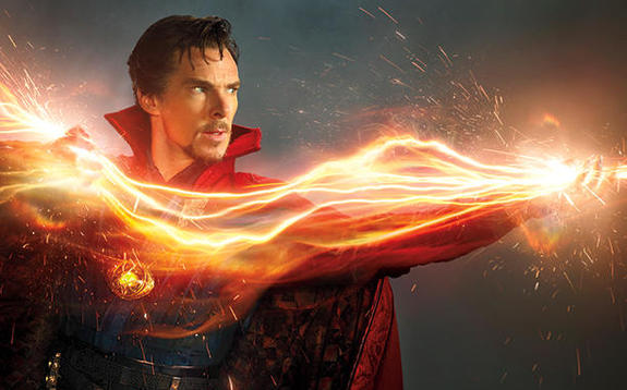 strangeew 1 Exclusive behind the scenes of Marvel's Doctor Strange