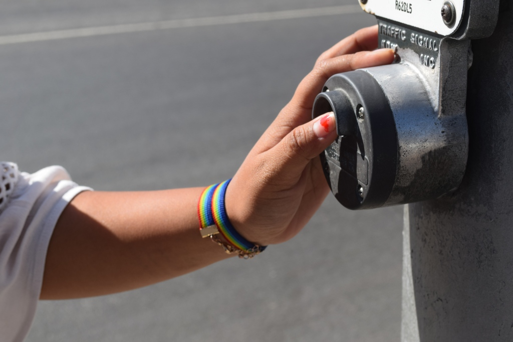 68% of americans have received injuries from crosswalk buttons since 2014