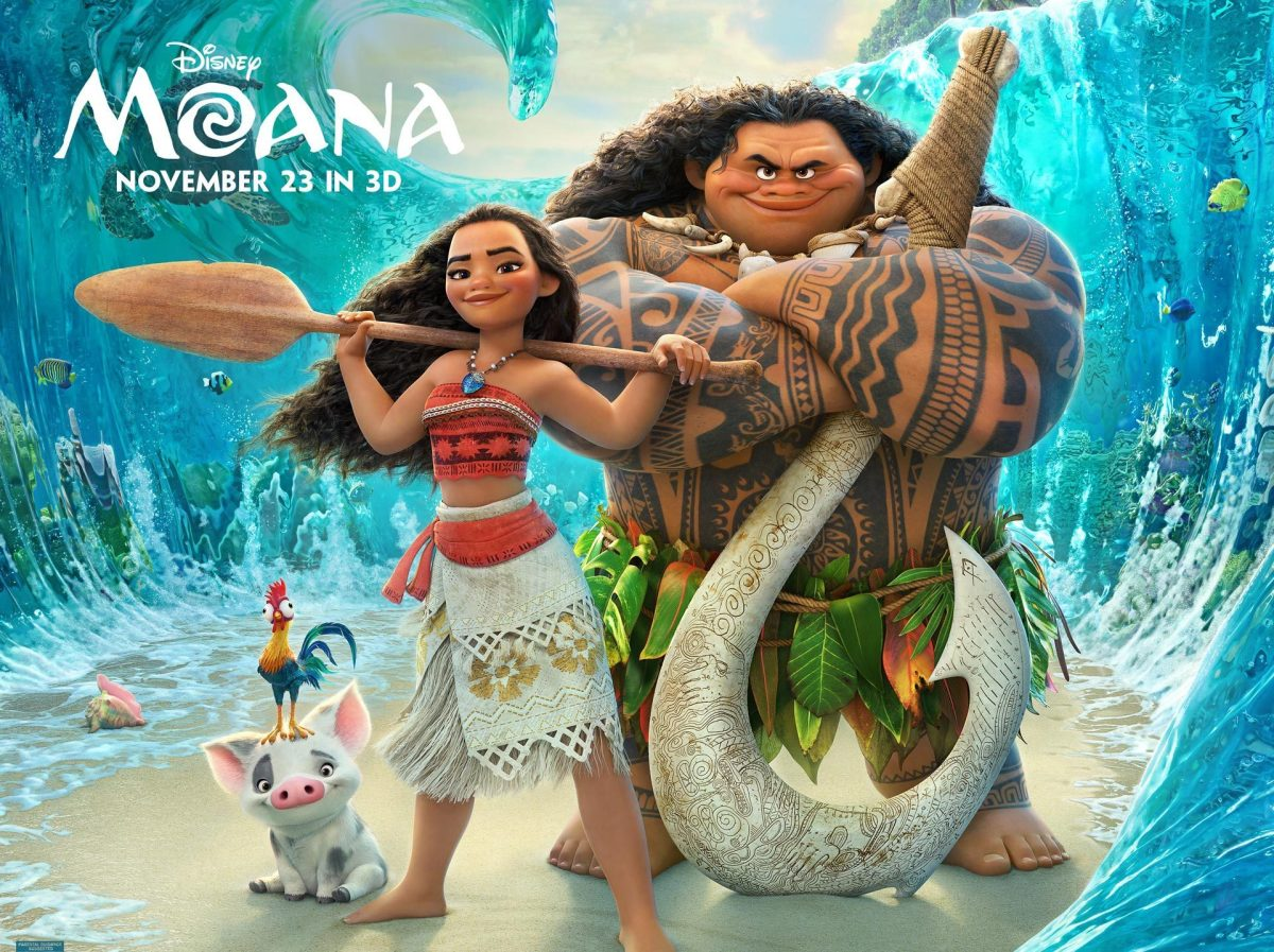 7 things we learned from the 'Moana' Press Conference
