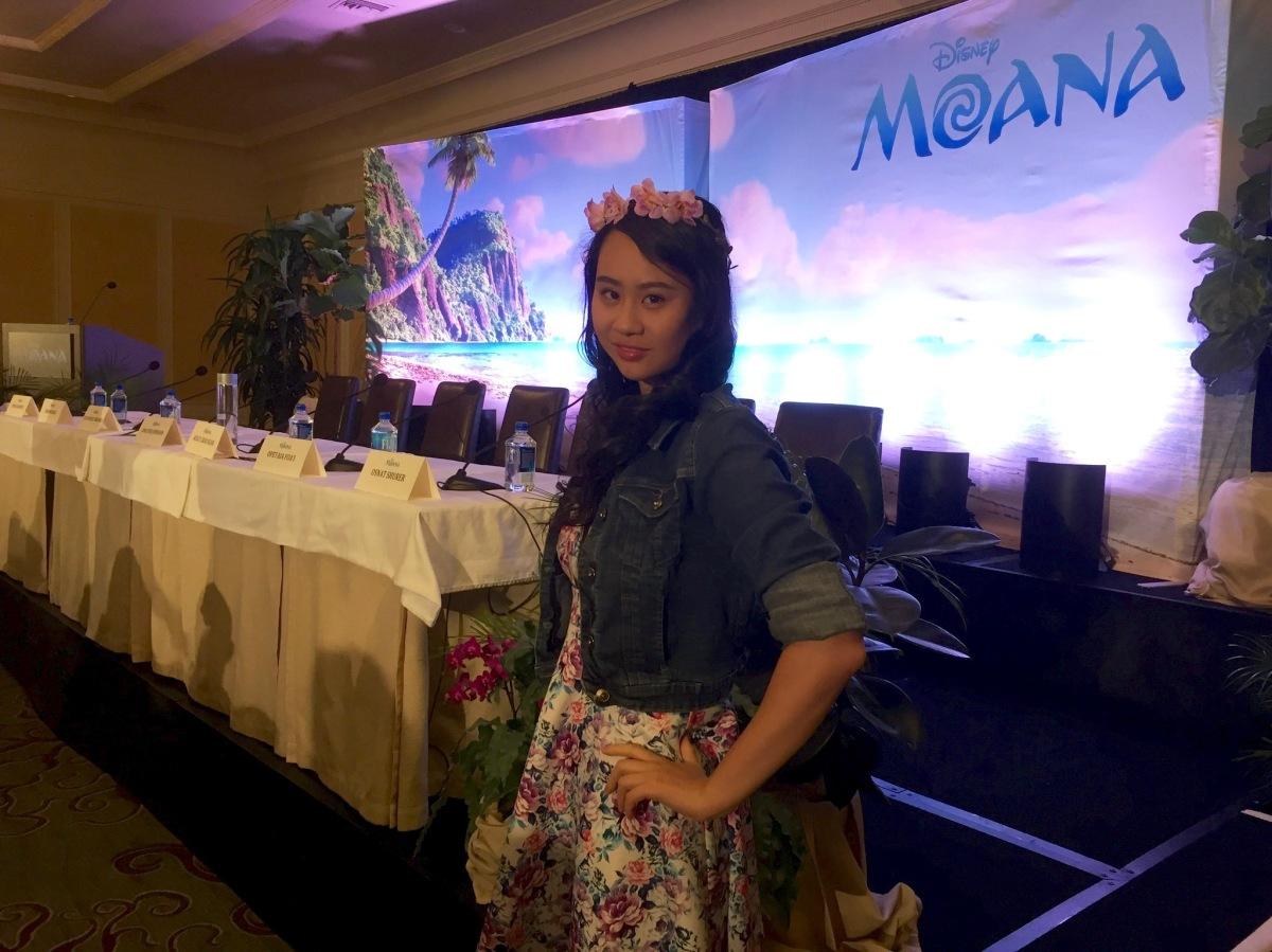 img 7945 Video: Rapping to Lin Manuel Miranda at Disneys Moana Press Conference