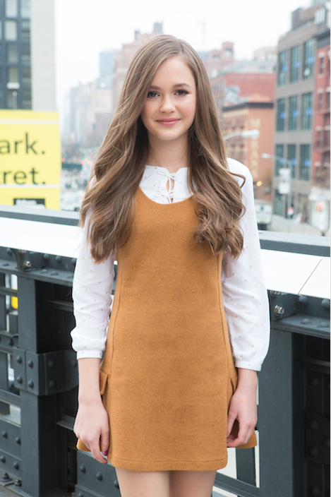 olivia sanabia Meet actress Olivia Sanabia, star of Amazon Original Just Add Magic