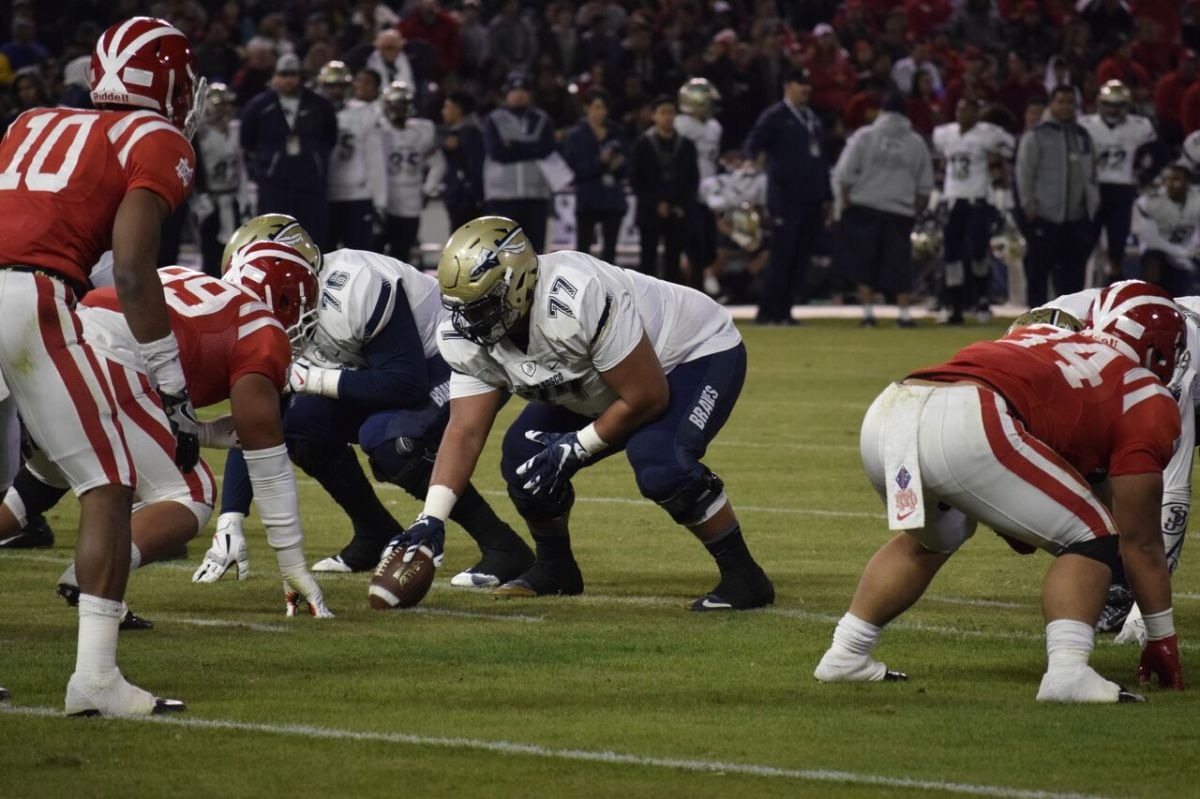 St. John Bosco victorious in CIF SS D 1 championship against Mater Dei