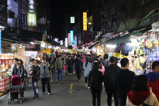 Danshui Old Street