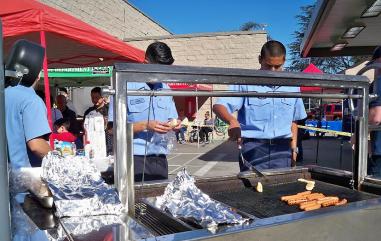 hotdog The Big One: California is not prepared