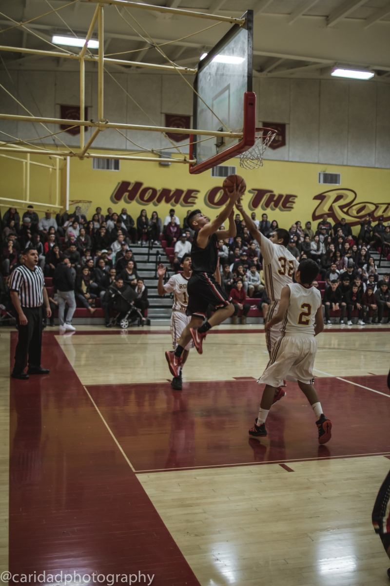 img 8601 Photos: Garfield J.V. basketball vs. Roosevelt