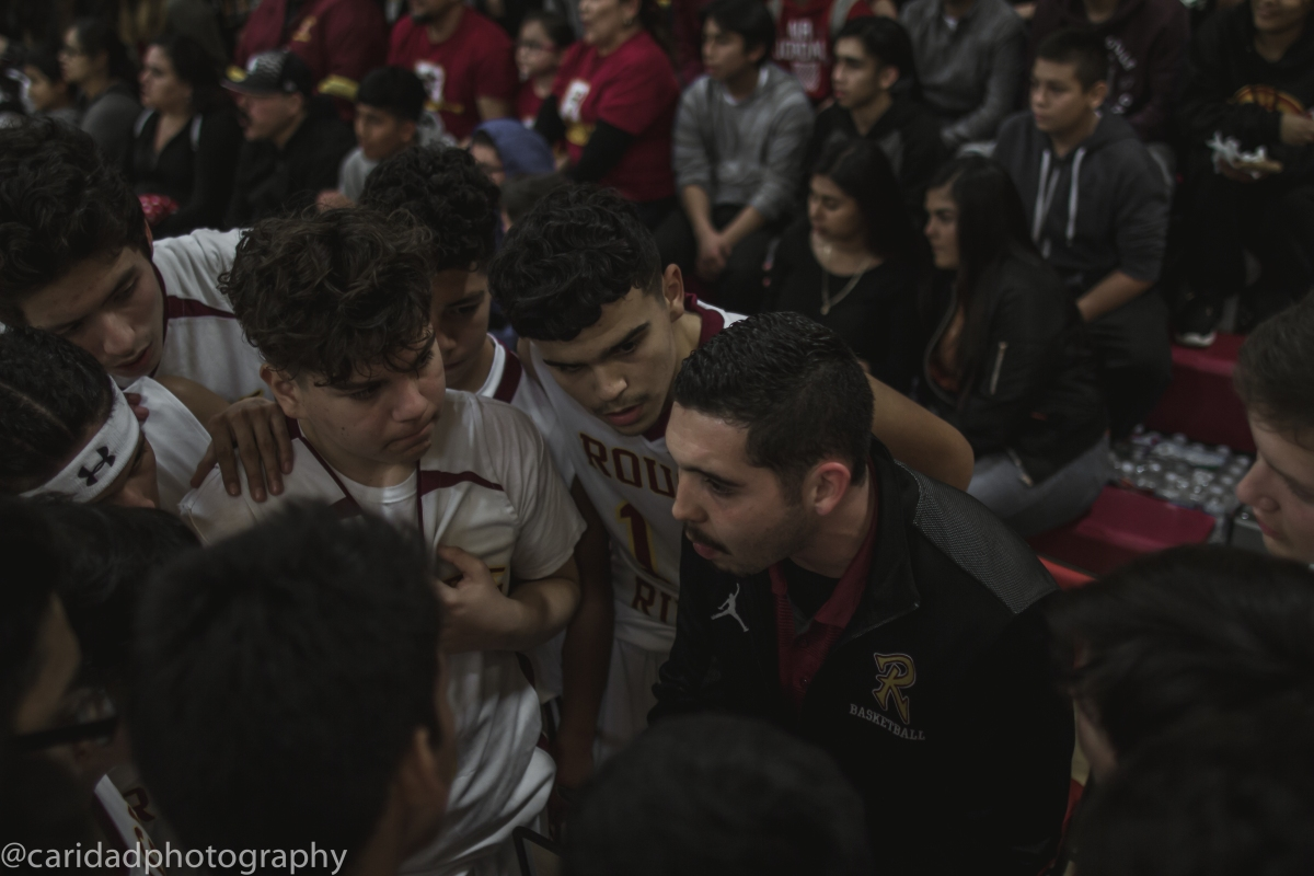 img 8750 Photos: Garfield J.V. basketball vs. Roosevelt