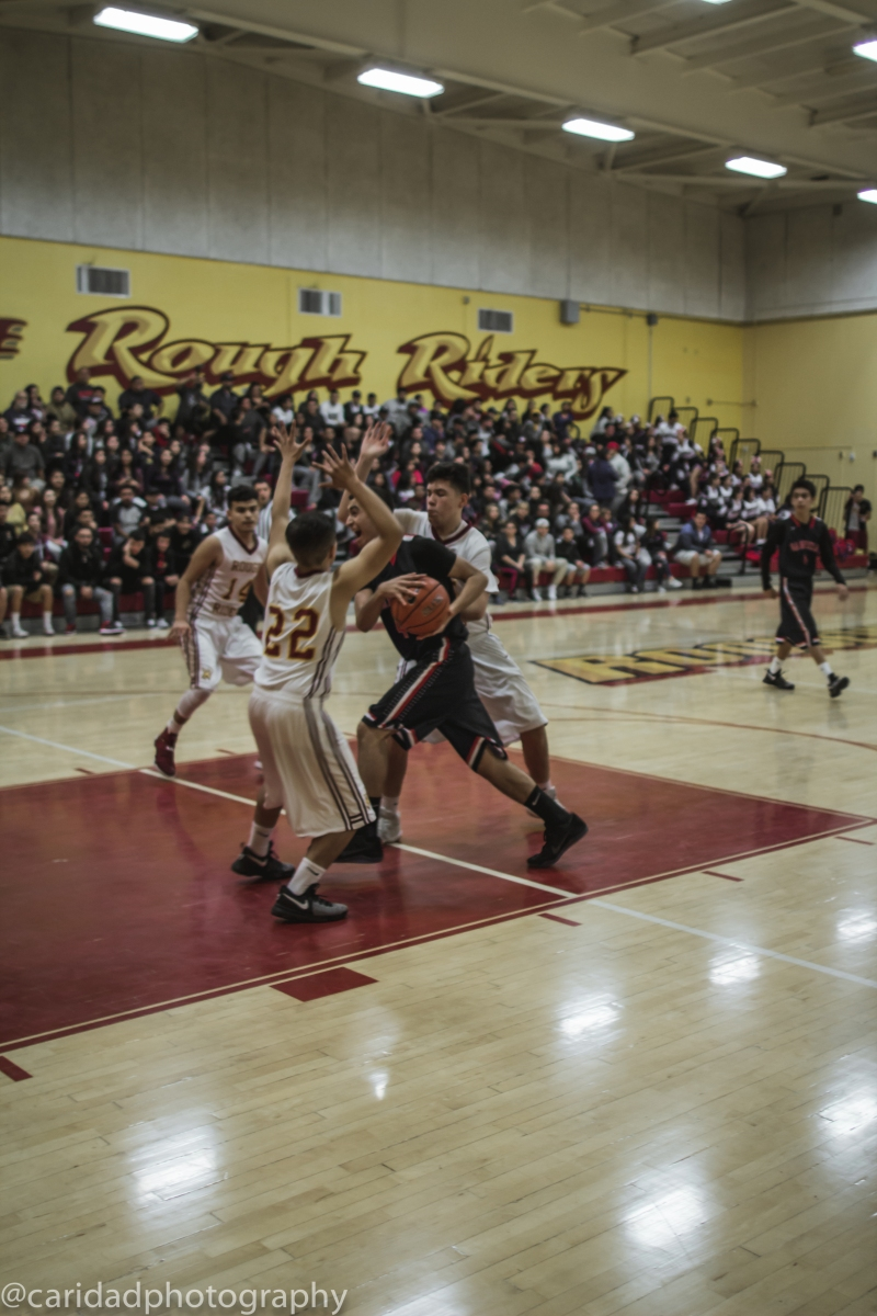 img 8755 Photos: Garfield J.V. basketball vs. Roosevelt