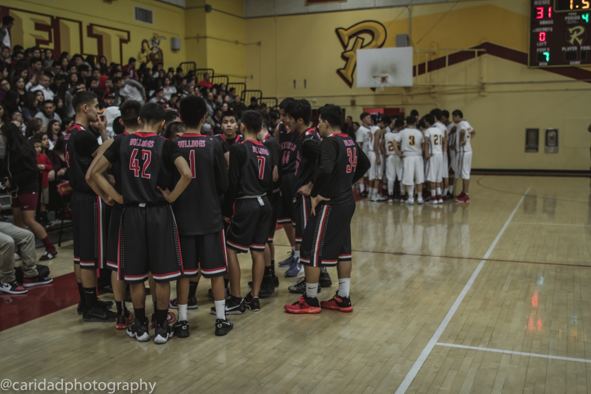 img 9043 Photos: Garfield J.V. basketball vs. Roosevelt