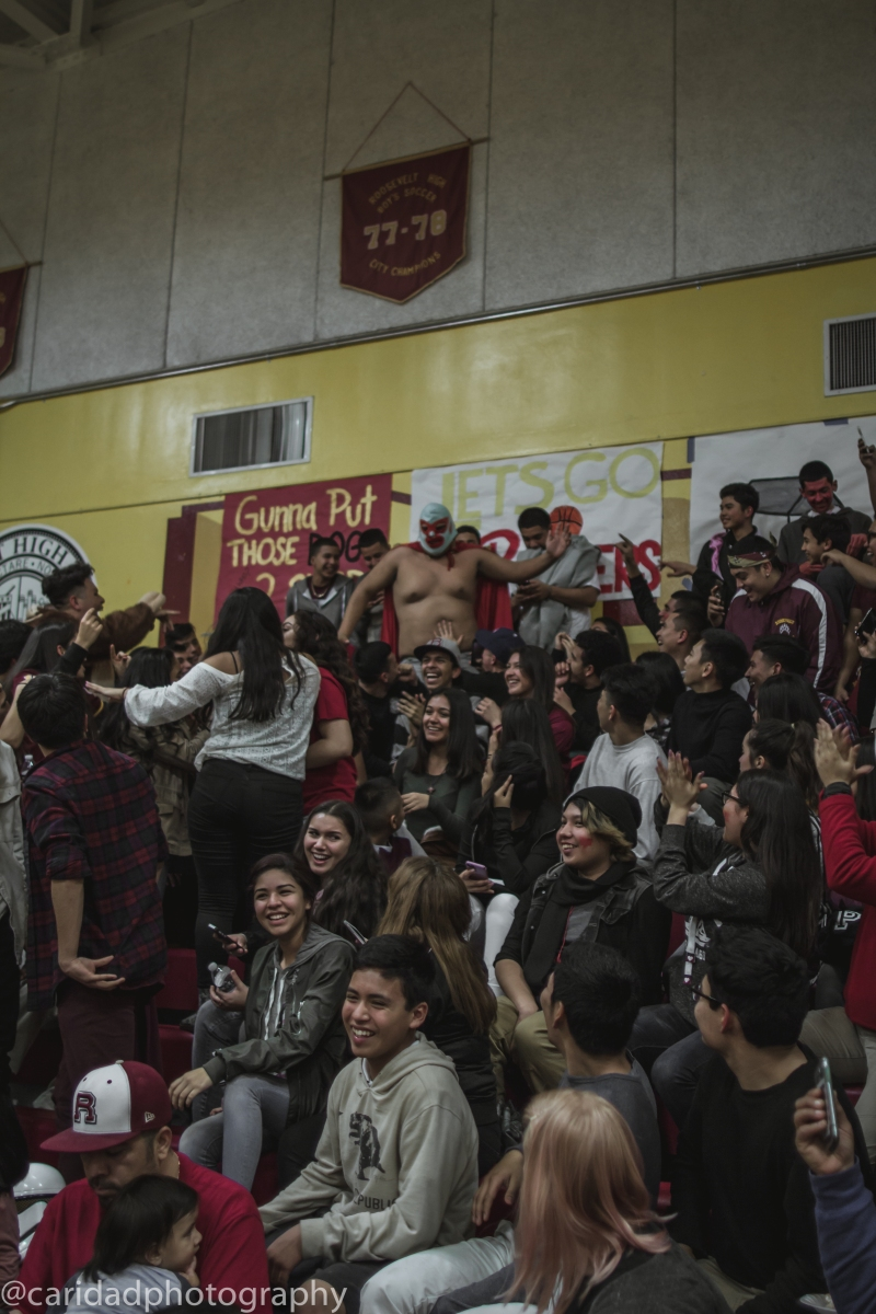 img 9154 Photos: Garfield varsity basketball vs. Roosevelt