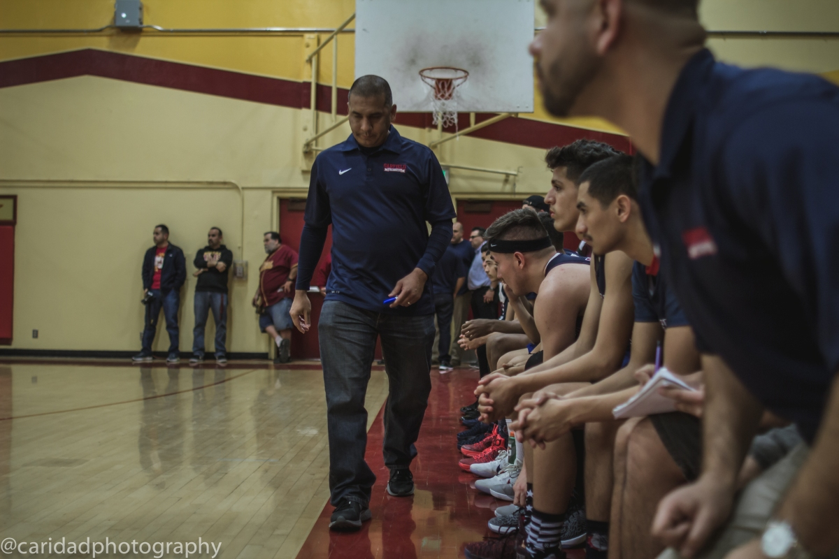 img 9271 Photos: Garfield varsity basketball vs. Roosevelt