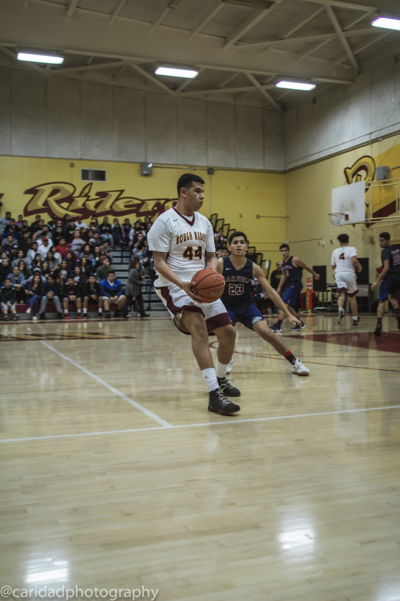 img 9281 Photos: Garfield varsity basketball vs. Roosevelt