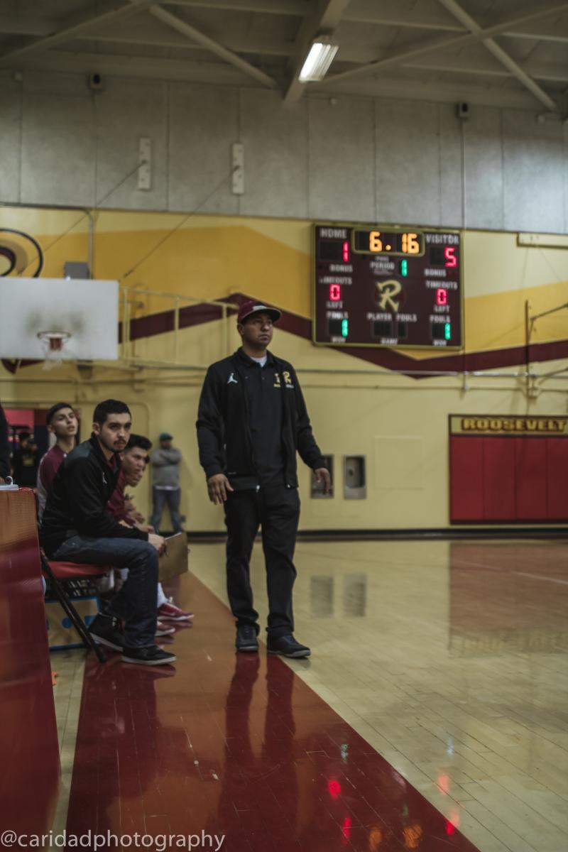 img 9289 Photos: Garfield varsity basketball vs. Roosevelt
